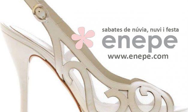 Trepitja fort a la teva boda amb les sabates Enepe
