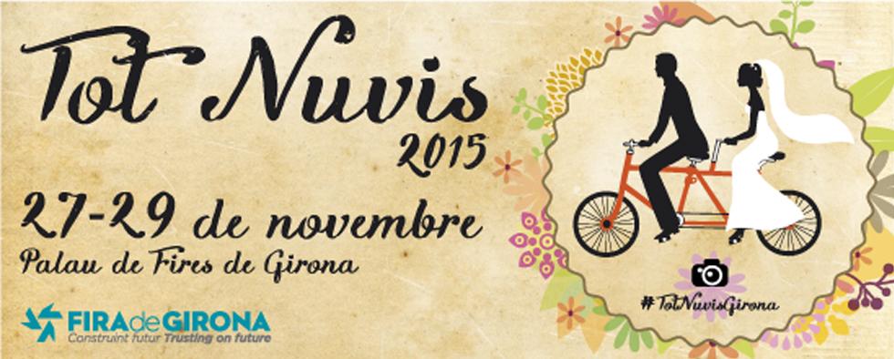 Invitacions gratuïtes Fira Tot Nuvis Girona