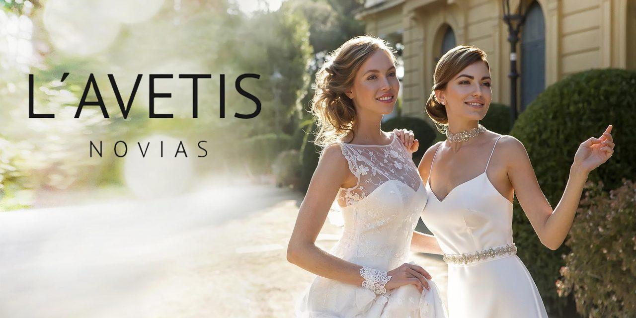 L'avetis Novias: Vestidos de novia originales para novias diferentes