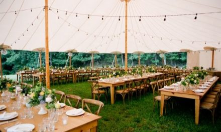 Les millors carpes i decoració pel teu casament