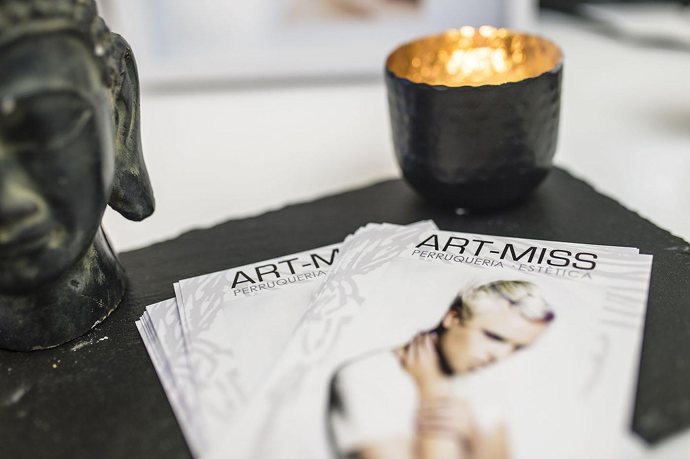 Perruqueria i Estètica Art-Miss totnuvis
