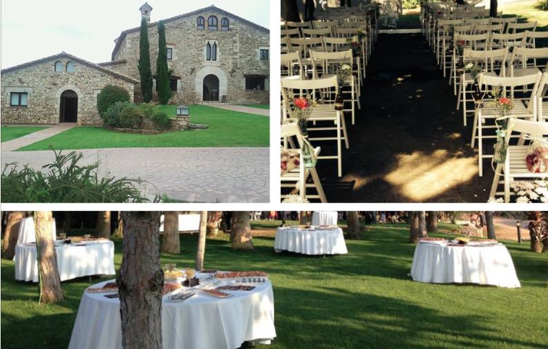 Els millors hotels i restaurants de Girona pel teu casament