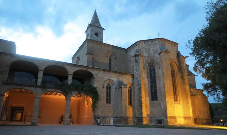 monestir de les avellanes totnuvis