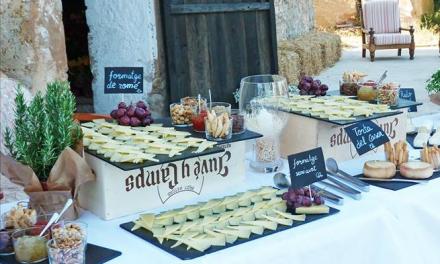 Els millors càterings pel teu casament de Girona i Tarragona