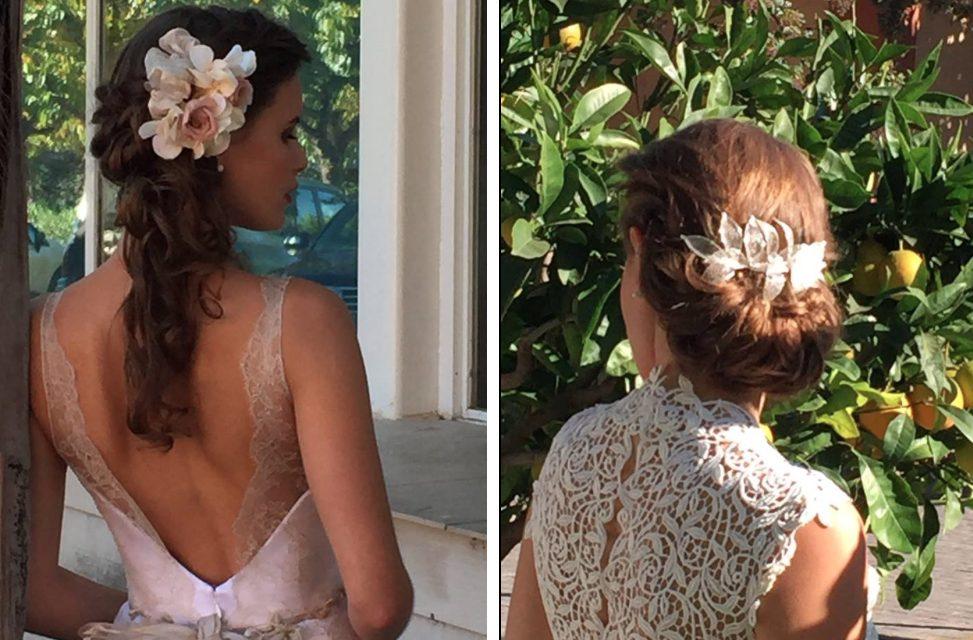 El teu look de núvia perfecte amb Rasgos Perruquers