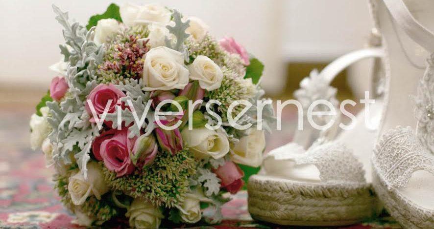 Omple d'aromes, textures i emocions el teu casament amb les flors de Vivers Ernest