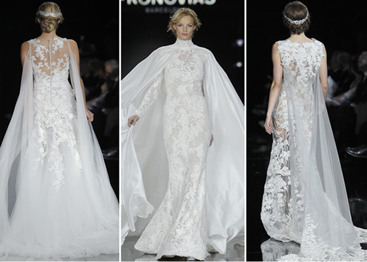 pronovias bridal week 2016