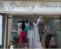 Galas y Novias
