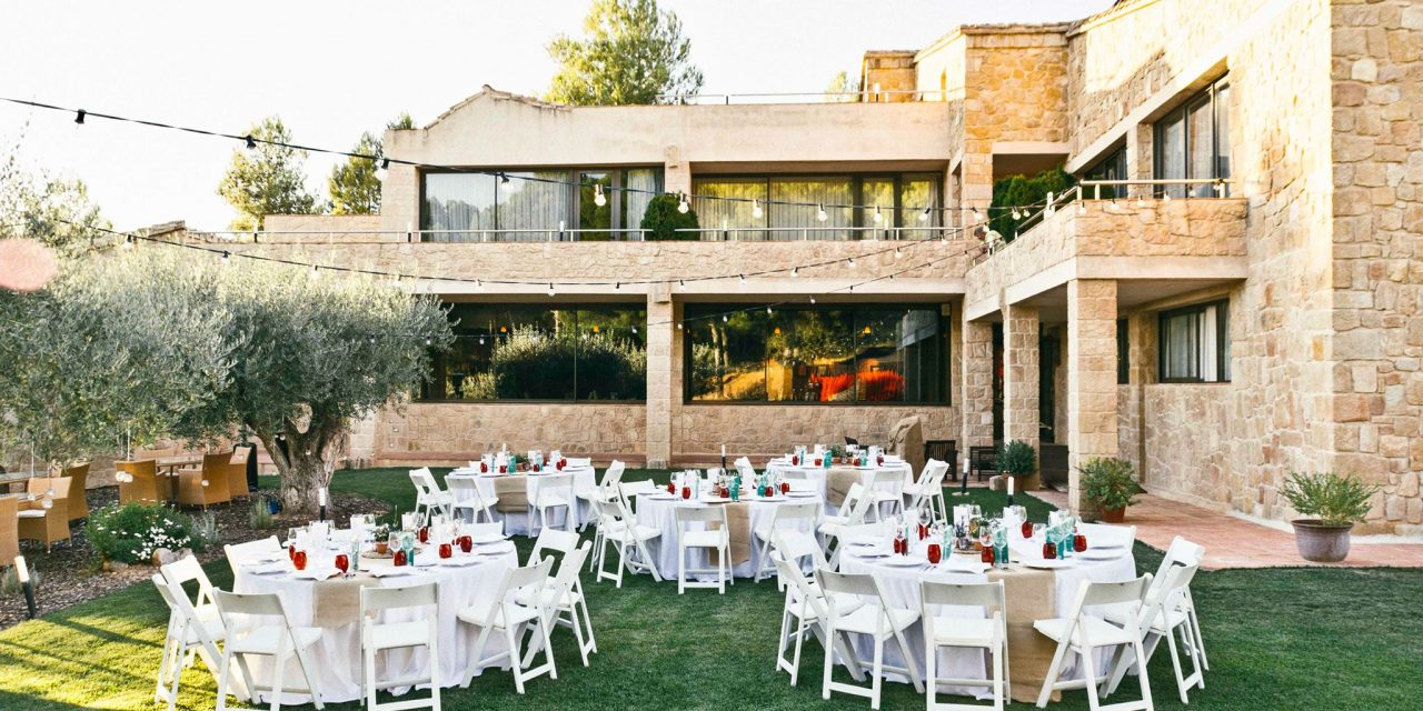 7 propostes per a celebrar la teva boda en un hotel a Tarragona!