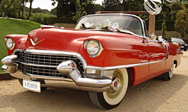 Carabanes vintage, vespes, o carruatges i vehicles clàssics…Tria el que més t'agradi!