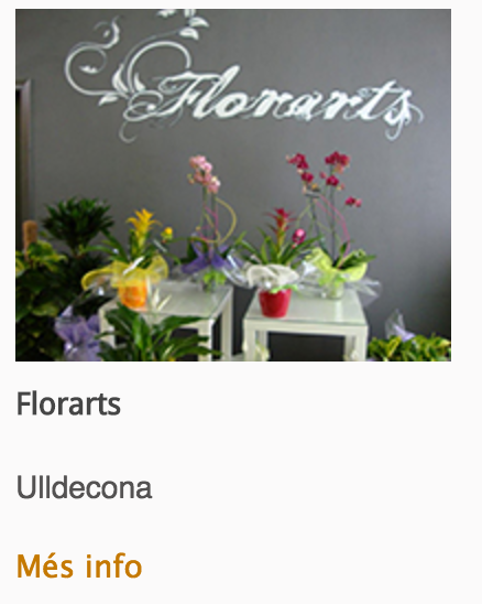 Floristeria Florarts