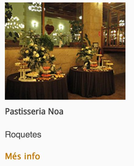 Pastisseria Noa