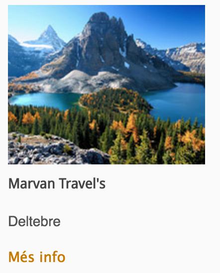 Marvan Travel's