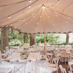 Carpes: El pla B perfecte pel teu casament a l'aire lliure, decorat fins al mínim detall