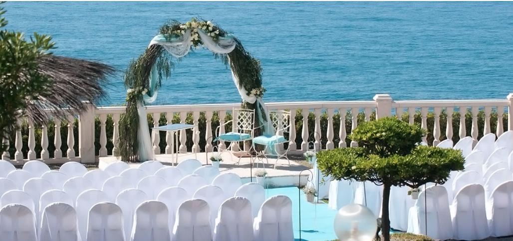 Un casament amb vistes al mar a Barcelona. I podria ser el teu!