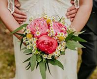 Llena de colores tu boda con las floristerías de Baleares
