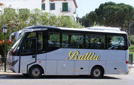 Taxis i Microbusos Autocars Balliu