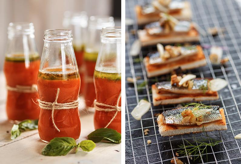 9 imprescindibles per l'aperitiu del teu casament!