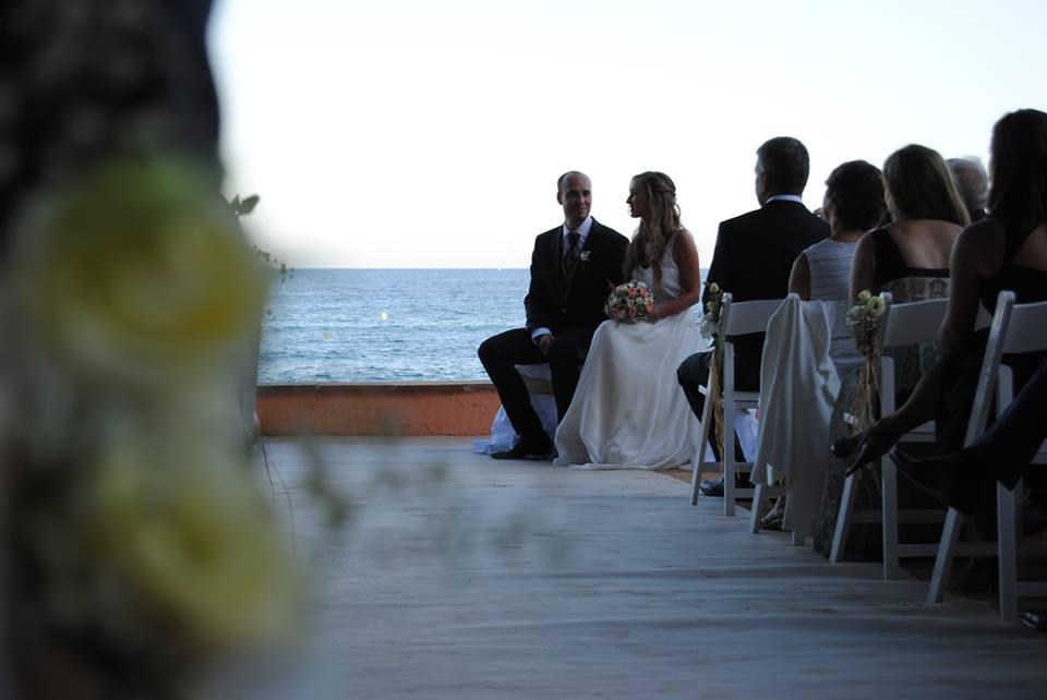 BANQUETS: Casa't a Girona: Espais de boda vora el mar. Cap. III