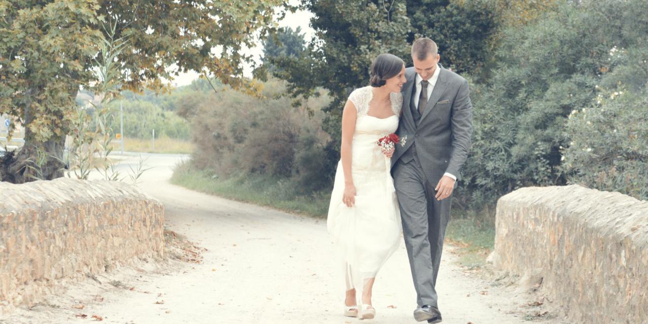 Els nostres fotògrafs (magnífics) pel teu casament a Girona