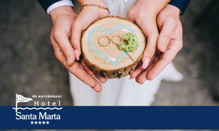 Hotel Santa Marta celebra el seu 60è aniversari