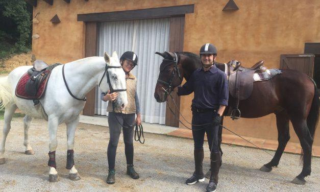 Les Feixes – Centre d'Equitació