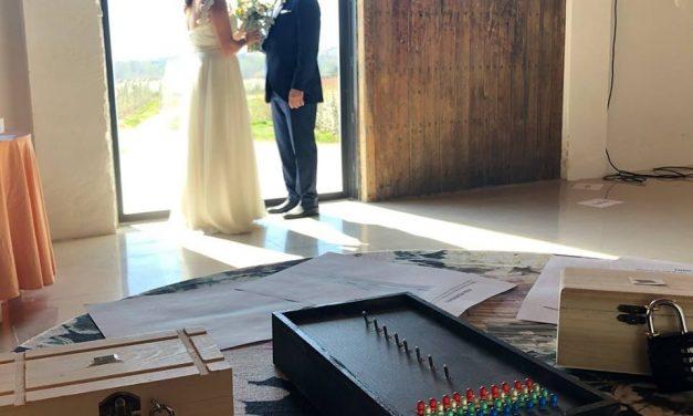 Bluescape Room Lleida: dóna-li un toc d'emoció extra al teu casament