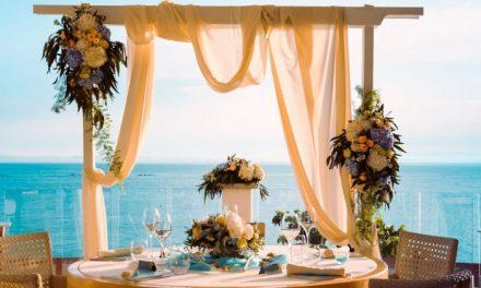 Casaments amb vistes al mar