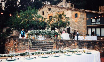Casaments elegants amb un extra d'encant a Girona